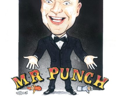 Mr Punch (theatrical show)